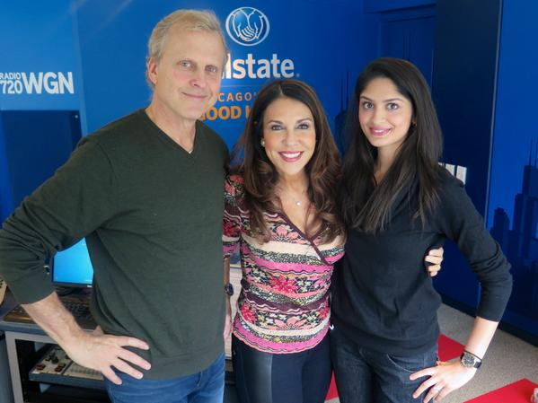 Amina Elahi on WGN Business Lunch to discuss hiring engineers, an incubator for veteran-run startups and more. (10/31/14)